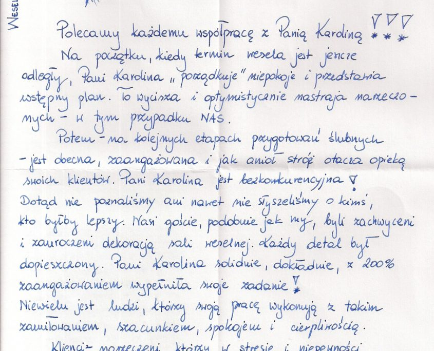 Rustykalne wesele, Maciejka - Konsultantka ślubna wedding planner pomorskie
