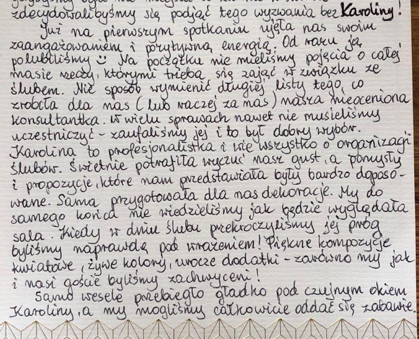 Wesele Folwark Dajak, ślub w plenerze - Konsultantka ślubna wedding planner pomorskie